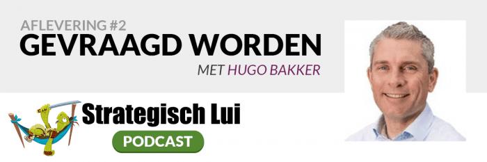 Gevraagd worden, met Hugo Bakker