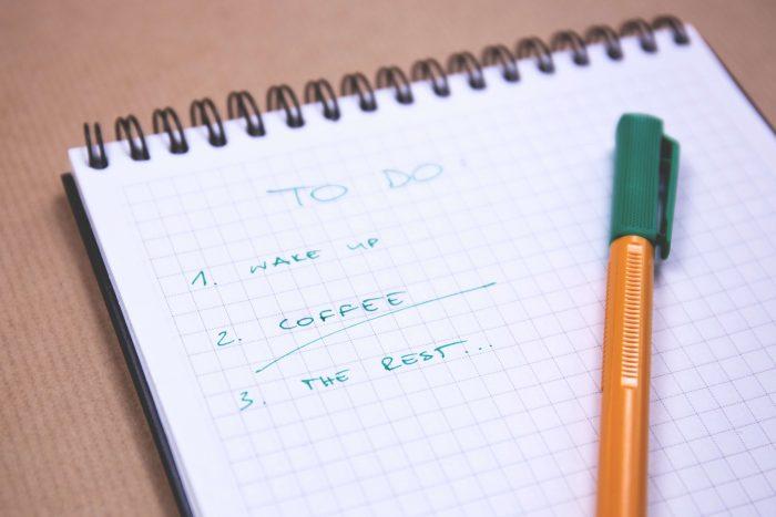 Welke taken van je lijst kan iemand anders uitvoeren?