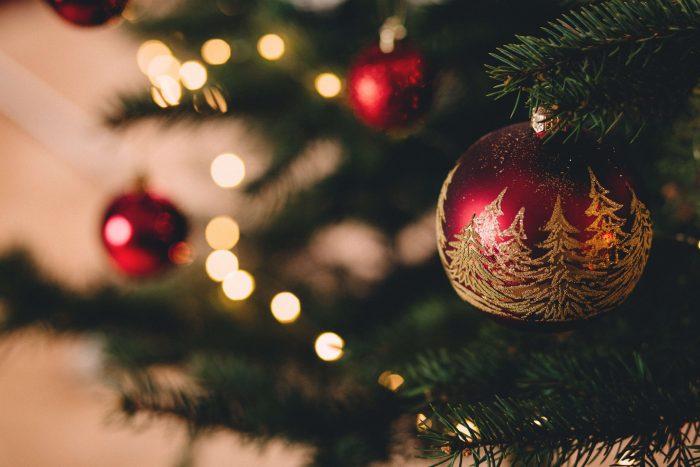 Kerst is voor kerstballen, niet om te werken ;)