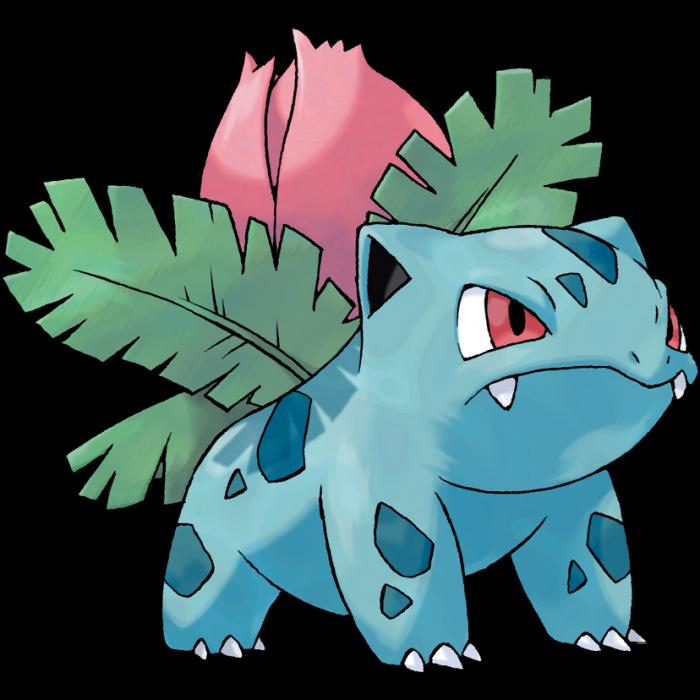 Een gras Pokémon, die verder niet zo veel te maken heeft met functioneringsgesprekken