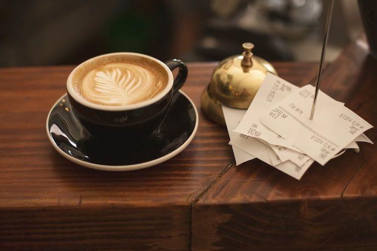 Wakker worden met koffie?