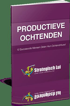 Productieve Ochtenden: 12 Succesvolle Mensen Delen Hun Ochtendritueel
