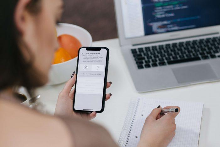 Maak een lijstje van al je belletjes en doe ze in één sessie