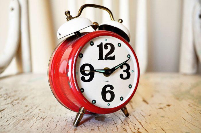Vroeg opstaan is een goed idee als je een ochtendmens bent