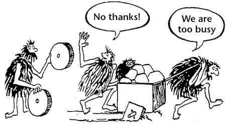 De tijd die je gebruikt om het wiel te vervangen kom je niet vooruit. Maar betaalt het zich later terug?